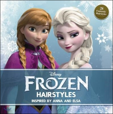 Disney Frozen Hairstyles
