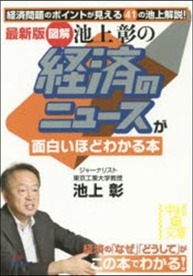 最新版 圖解池上彰の經濟のニュ-スが面白いほどわかる本