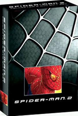 스파이더맨 2 스페셜 기프트세트 한정판 (2Disc) - 25p 애니메이션북+포스트카드 수록 미국직수입판 (Spider-Man 2 Special Giftset Limited Edition)