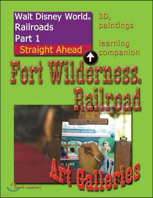 Walt Disney World Railroads Part 1 Fort Wilderness Railroad Art Galleries