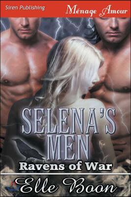 Selena's Men [Ravens of War 1] (Siren Publishing Menage Amour)