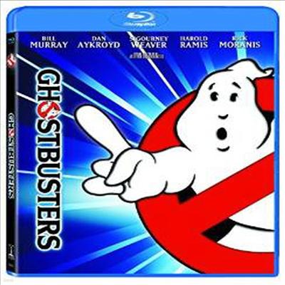 Ghostbusters (고스트버스터즈) (Blu-ray)(한글무자막)