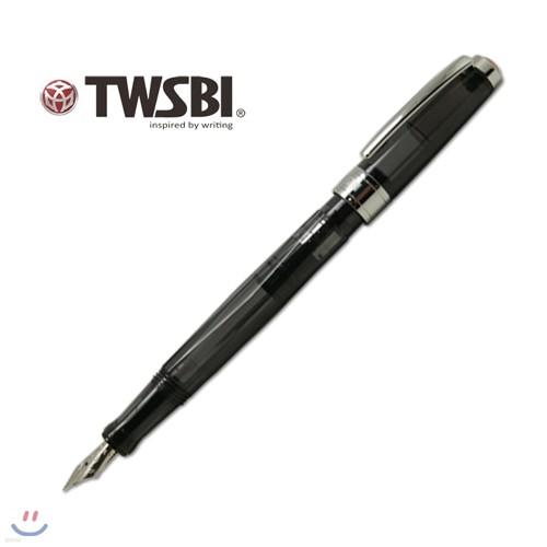 트위스비 다이아몬드 540 스모크 (TWSBI Diamond 540 Smoke fountain pen)