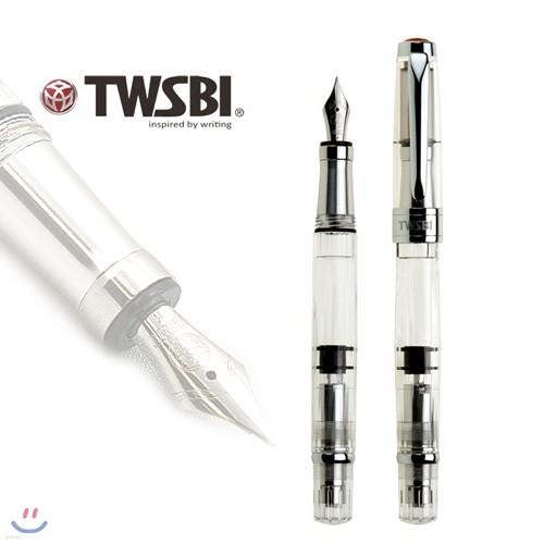 트위스비 다이아몬드 580AL(TWSBI Diamond 580 fountain pen)