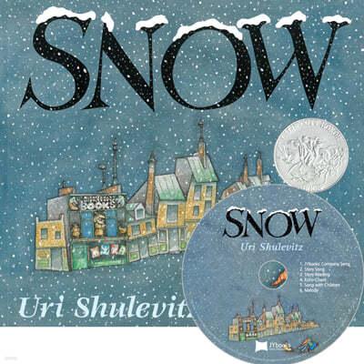 [노부영]Snow (원서 & 노부영 부록 CD)