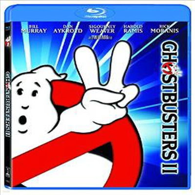 Ghostbusters II (고스트버스터즈 2) (한글무자막)(Blu-ray)