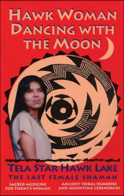 Hawk Woman Dancing With the Moon