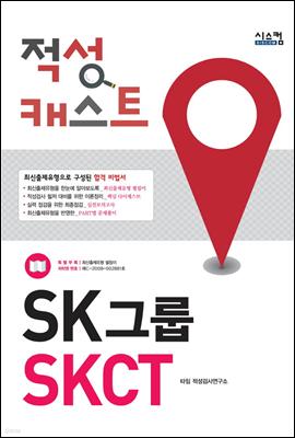 적성 캐스트 SK그룹 종합역량검사 SKCT