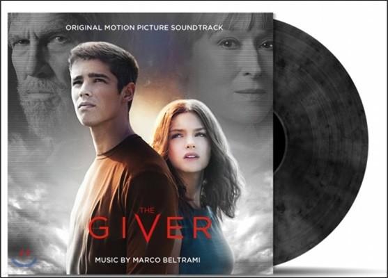 더 기버: 기억 전달자 영화음악 (The Giver OST by Marco Beltrami 마르코 벨트라미) [실버&블랙 믹스 컬러 LP]