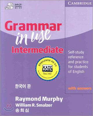 Grammar in Use Intermediate with Answers, 2/E : 한국어판