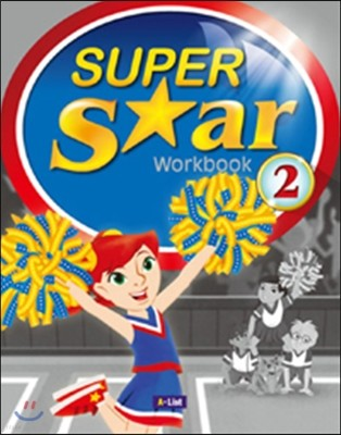 Super Star Workbook 2