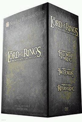 반지의 제왕 : 반지 트릴로지 확장판 케이스