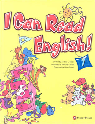 I Can Read English! 1