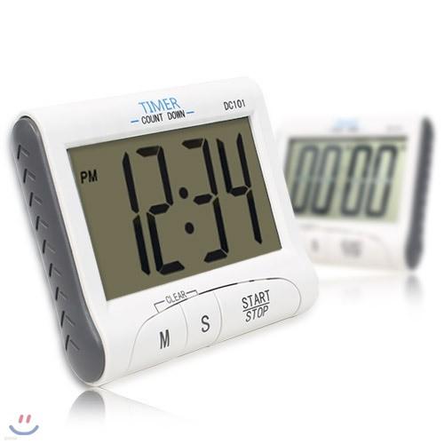 [BEAT] 시간배분 연습용 시계기능 타이머 BIG LCD TIMER