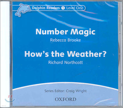 Dolphin Readers 1 : Number Magic / How's the Weather?