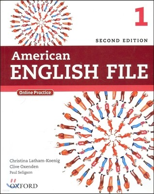 American English File 1 : Student Book with Online Practice
