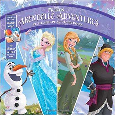Frozen Royal Adventures