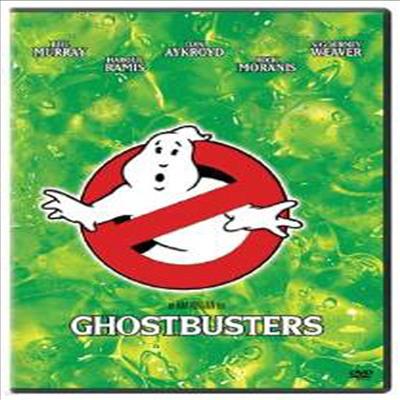 Ghostbusters (고스트버스터즈)(지역코드1)(DVD)