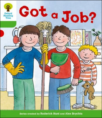 Oxford Reading Tree: Level 2 More a Decode and Develop Got a Job?