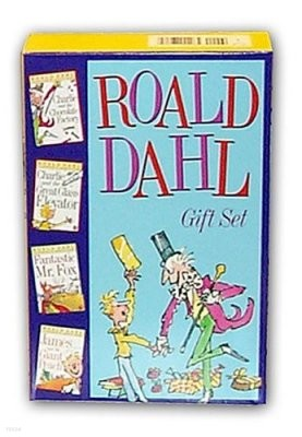 Roald Dahl Gift Set [BOX SET]