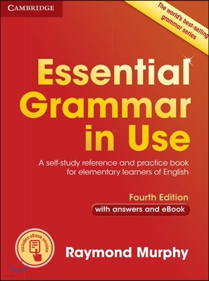 Essential Grammar in Use with Answers and Interactive eBook 4/E