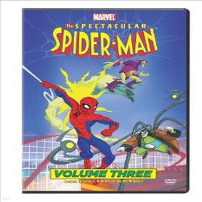 Spectacular Spider-Man 3 (스펙터큘러 스파이더맨 3)(지역코드1)(한글무자막)(DVD)