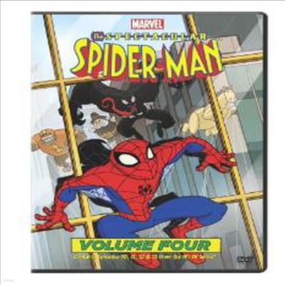 Spectacular Spider-Man 4 (스펙터큘러 스파이더맨 4)(지역코드1)(한글무자막)(DVD)