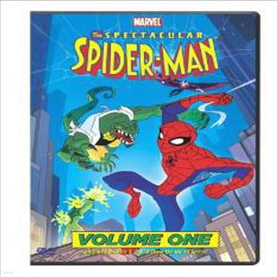 Spectacular Spider-Man 1 (스펙터큘러 스파이더맨 1)(지역코드1)(한글무자막)(DVD)