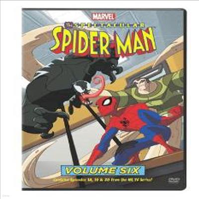 Spectacular Spider-Man 6 (스펙터큘러 스파이더맨 6)(지역코드1)(한글무자막)(DVD)