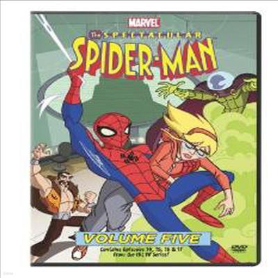 Spectacular Spider-Man 5 (스펙터큘러 스파이더맨 5)(지역코드1)(한글무자막)(DVD)