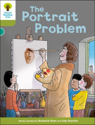 Oxford Reading Tree Biff, Chip and Kipper Stories Decode and Develop: Level 7: The Portrait Problem