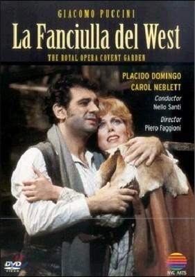 Placido Domingo / Nello Snati 푸치니: 서부의 아가씨 (Puccini: La Franciulla del West)