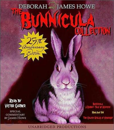 The Bunnicula Collection #1-3 : Audio CD