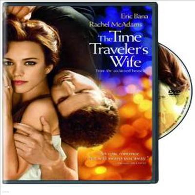 Time Traveler's Wife (시간 여행자의 아내)(지역코드1)(한글무자막)(DVD)
