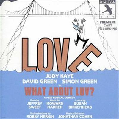 Howard Marren/Susan Birkenhead - Love: What About Luv? (사랑에 관하여) (1989 London Studio Cast)