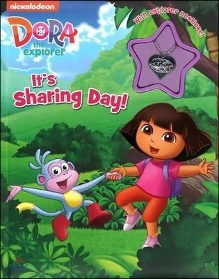 [스크래치 특가]Dora the Explorer it's Sharing Day!