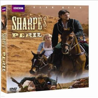 Sharpe's Peril: Movie (샤프스 페럴) (2008)(지역코드1)(한글무자막)(DVD)