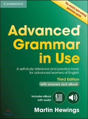 Advanced Grammar in Use Book with Answers and eBook, 3/E