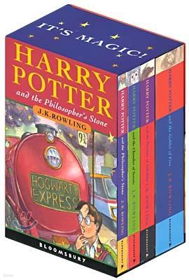 Harry Potter Paperback Box Set (1~4권 총 4권)