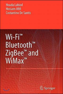 Wi-fi?, Bluetooth?, Zigbee? and Wimax?