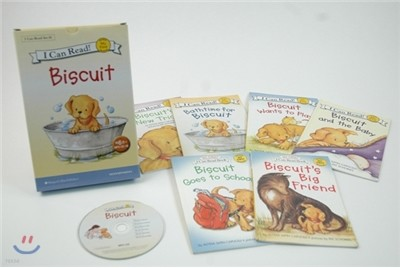I can read set 테마 01 Biscuit (6종)