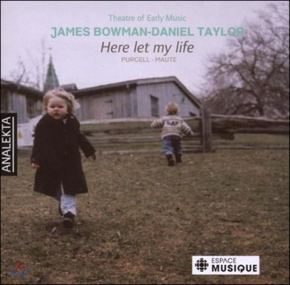 James Bowman 리사이틀 - 퍼셀 / 모트 (Here Let My Life - Purcell / Maute)