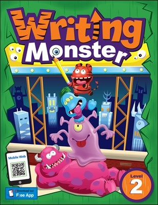 Writing Monster 2 : Student book