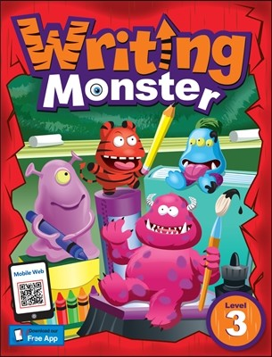 Writing Monster 3 : Student book