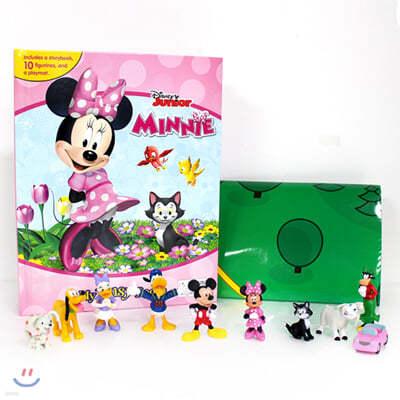 Disney Minnie Mouse My Busy Book 미니 마우스 비지북