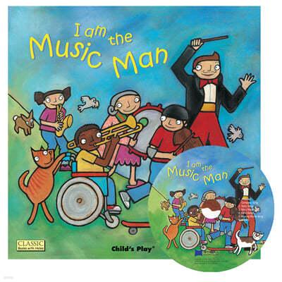 [노부영 마더구스 세이펜]I Am the Music Man (원서 & 노부영 부록 CD)