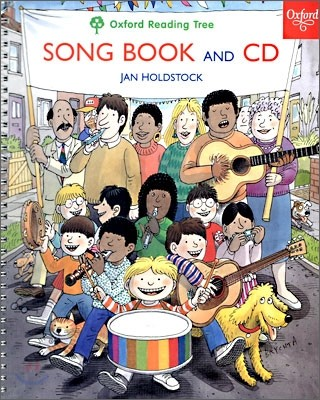 Oxford Reading Tree : Song Book and CD