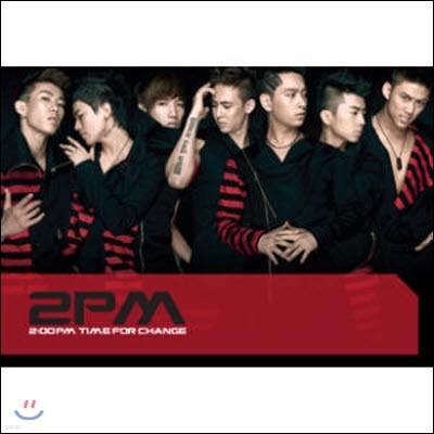 [중고] 투피엠 (2PM) / 2:00 Pm Time For Change (single/Digipack)