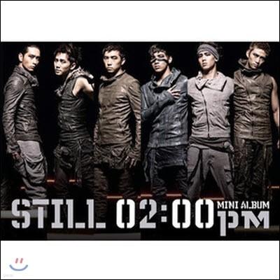 [중고] 투피엠 (2PM) / Still 02:00pm (Mini Album/Digipack)