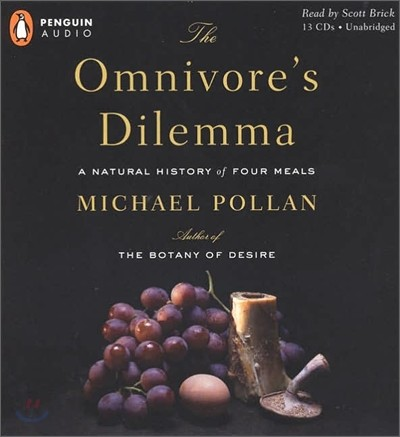 The Omnivore's Dilemma : Audio CD